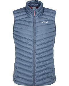 Chaleco Rab Cirrus Vest mujer bering sea (gris)