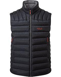 Chaleco Rab Electron Pro Vest hombre beluga (negro)