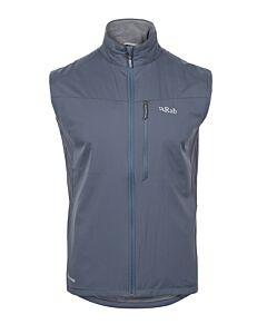Vest Rab Flex Vest men's steel (gray)
