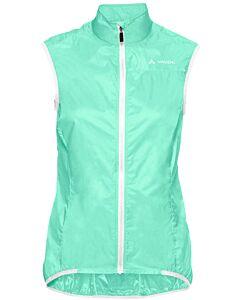 Chaleco Vaude Air Vest III mujer opal mint (verde)