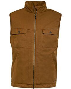 Chaleco Vaude Manukau Vest hombre umbra (marrón)