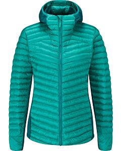 Rab Cirrus Flex 2.0 Hoody women jacket storm green