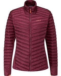Rab Cirrus Flex 2.0 Jacket woman deep heather (purple)