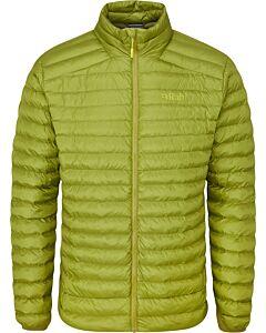 Rab Cirrus Jacket man aspen green
