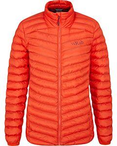 Rab Cirrus Jacket woman red grapefruit (orange)
