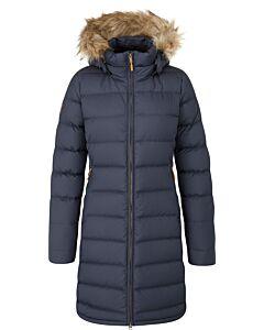 Rab Deep Cover Parka jacket deep denim (blue)