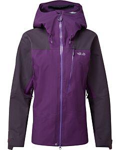 Rab Ladakh GTX Jacket women's fig (purple)
