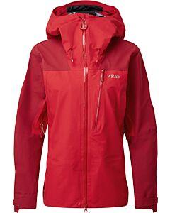 Ladakh GTX Jacket mujer_ruby (rojo)_S