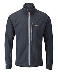 Rab Vapor-Rise Flex Jacket men's beluga (gray)