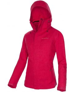 Chaqueta Trangoworld Orhi Complet rojo
