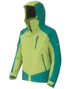 Trangoworld Rhune jacket acid green