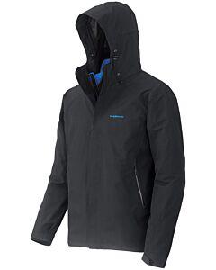 Chaqueta Trangoworld Sieber Complet negro y azul