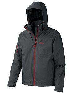 Trangoworld Sojezi Complet jacket dark shade (gray)