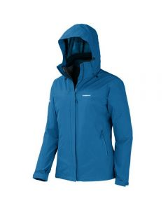 Chaqueta Trangoworld Suber Complet mujer azul mar