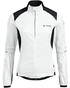 Chaqueta Vaude Air Pro Jacket mujer white black (blanco y negro)