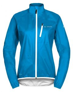 Drop Jacket III woman Vaude Jacket icicle (blue)