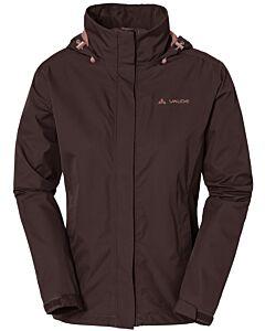 Vaude Women's Escape Light Jacket pecan brown