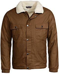 Vaude Men's Manukau Padded Jacket bronze (brown)