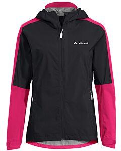 Vaude Women's Moab Rain Jacket II black