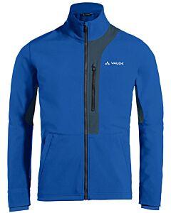 Vaude Men's Virt Softshell Jacket signal blue
