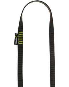 Cinta Edelrid Tubular Sling 16mm night (negro)