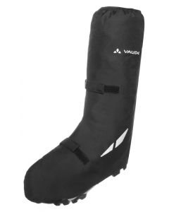 Bike Gaiter Long Vaude Overshoes black