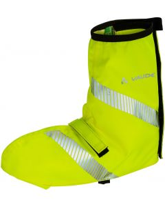 Cubrezapatillas Vaude Luminum Bike Gaiter neon yellow (amarillo)