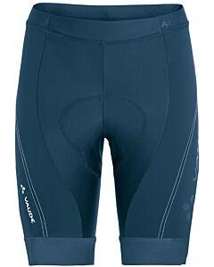 Vaude Women's Pro Pants IV culotte baltic sea (blue)
