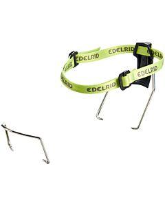 Edelrid Crampon Binding Auto III oasis bindings (green-black)