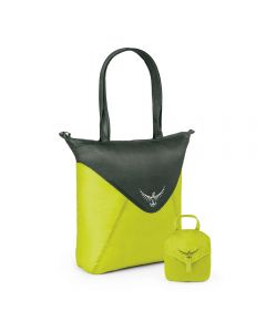 Bolsa Ultralight Stuff Tote electric lime (verde)