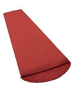 Vaude Inlet Mummy redwood sheet footmuff (red)