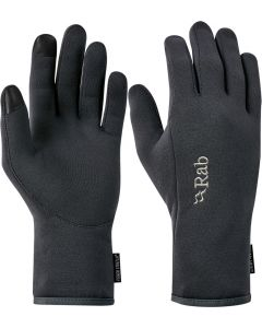Guantes Rab Power Stretch Contact Glove hombre beluga (gris)