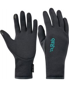 Guantes Rab Power Stretch Contact Glove mujer berry (morado)