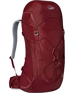 Lowe Alpine AirZone Pro 35:45 backpack auburn (red)