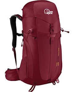 Lowe Alpine AirZone Trail ND28 backpack raspberry (red)