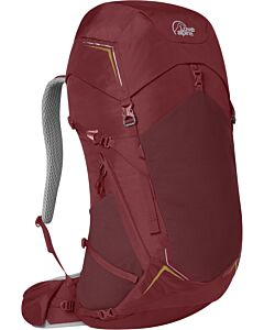 Lowe Alpine AirZone Trek ND43:50 backpack raspberry (red)