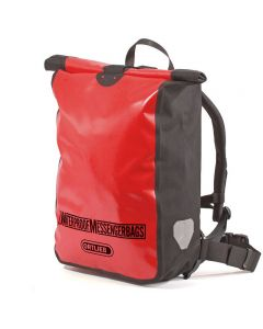 Ortlieb Messenger Bag backpack red-black (red)