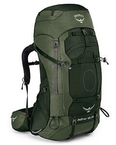 Mochila Osprey Aether AG 85 adirondack green (verde)
