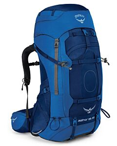 Mochila Osprey Aether AG 85 neptune blue (azul)
