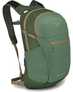 Osprey Daylite Plus backpack tortuga/dustmoss green