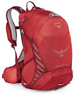 Mochila Osprey Escapist 25 cayenne red (rojo)