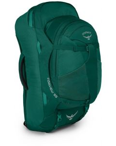 Mochila Osprey Fairview 55 rainforest green (verde)