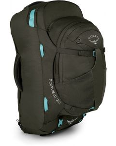 Mochila Osprey Fairview 70 misty grey (gris)