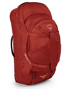 Mochila Osprey Farpoint 55 jasper red (rojo)