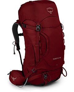 Mochila Osprey Kestrel 38 rogue red (rojo)