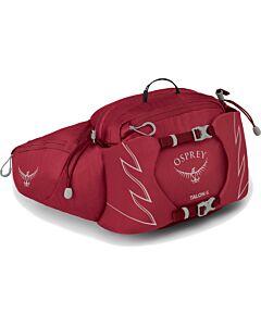 Osprey Talon 6 cosmic red waist bag (red)