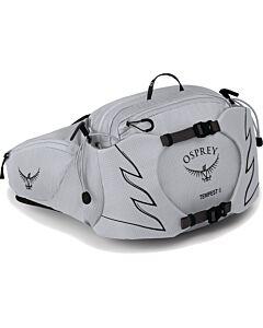 Osprey Tempest 6 lumbar pack aluminum grey