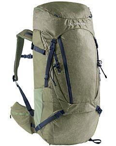 Vaude Asymmetric 52+8 backpack cedar wood (green)