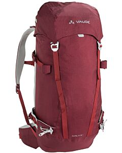 Vaude Women's Rupal 30+ backpack prunella (red)