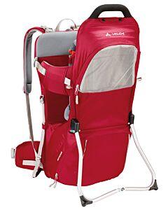 Vaude Shuttle Base backpack dark indian red